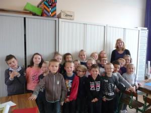 Classe de Mme POHIER