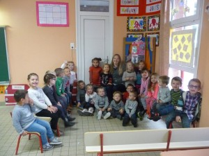 Classe de Mme NOWAKOWSKI