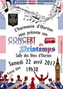 Concert de Printemps 22.04.17