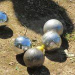 Ne perdez pas la boule ! …des débuts prometteurs pour la nouvelle activité Pétanque du Comité des Fêtes