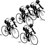 Passage de Manifestations sportives sur la Commune